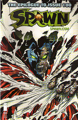 SPAWN #101 - Back Issue