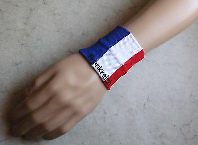 Bande poignet elastique éponge / wristband sweat band / sport & mode - France