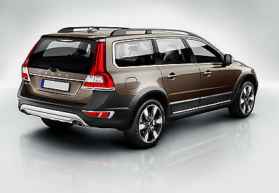 Pet World Volvo Xc70 Estate Sloping Car Dog Cage Cages Travel Crate Puppy Guard