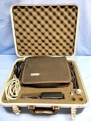 Bird SA-2000A Cable Antenna Site Analyzer 806-2300MHz w/Case & Accessories