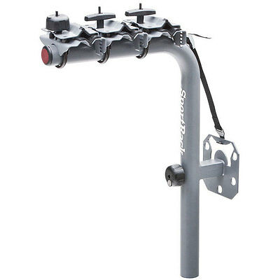 SportRack SR2813 Pathway 3 Deluxe Spare Tire Bicycle Carrier Hold 3 Bikes