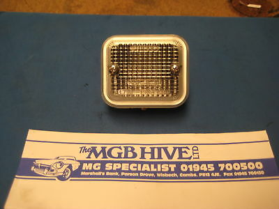MG NEW MGB & MIDGET LUCAS REVERSING LAMP ASSEMBLY ALSO FITS JAGUAR E TYPE  v2c