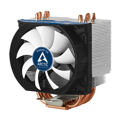 Arctic Cooling Freezer 13 Intel & AMD CPU Cooler - 200 Watts Cooling Performance