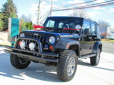 Jeep : Wrangler 4WD LIFTED 4 doors 4 x 4 unlimited lifted brand new wheels running boards warranty 07