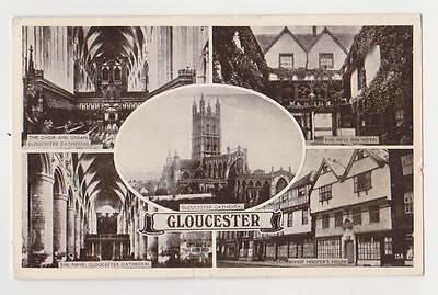 Gloucester,U.K.5 Views,Gloucestershire,Used,1950