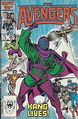 1986 Marvel Comics-The Avengers No. 267-Kane Lives!