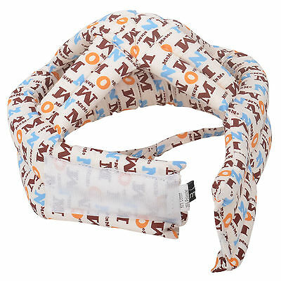 Baby Infant Toddler Walk Play Head Protect No Bumps Hat Helmet Headguard