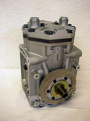 York 209/210 Style Compressor R.h. Suction Less Clutch Ford/amc/mercedes