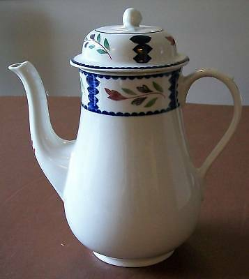 Adams LANCASTER Pattern 2½ PINT COFFEE POT Excellent Used Condition