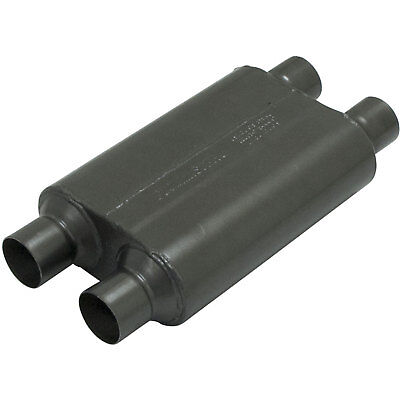 """Flowmaster 8425454 Super 44 Delta Flow Muffler Dual In 2.5""""/Dual Out 2.5"""""""