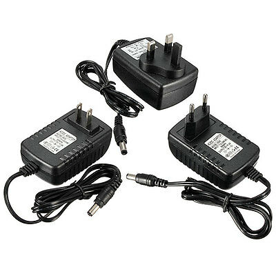 5V 3A AC/DC Power Supply Switching Adapter for LED Strip CCTV Security Camera