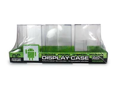 Case Of 24-3 Packs Hexagonal Display Android Foundry Interlocking