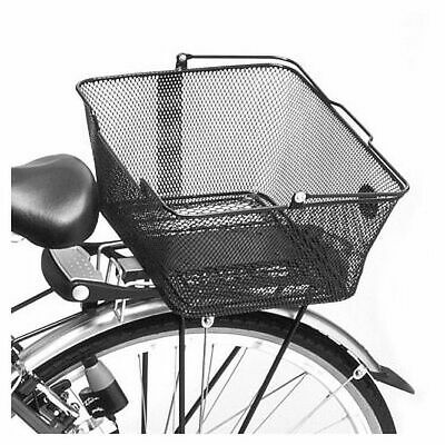 Pletscher Basket with Mounting system for rear carriers 3 Point Fit