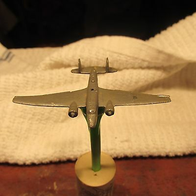 WW2 Miniature Lead Toy Airplane Mitsubishi G3M Nell Bomber Japanese