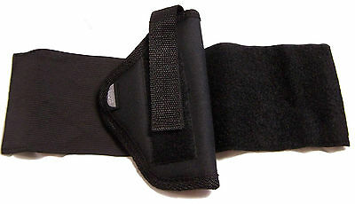 Concealed Ankle Gun Holster 4 Beretta Tomcat and Bobcat Right hand draw