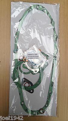 Lambretta 175 Cc Complete Gasket Set. -  Gp-Li-Sx-Tv New