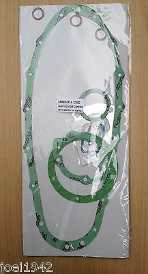 Lambretta 125 Cc Complete Gasket Set -  Gp-Li-Sx-Tv New
