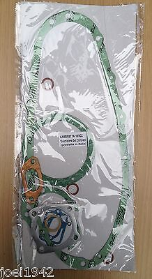 Lambretta 185 Cc Complete Gasket Set -  Gp-Li-Sx-Tv New