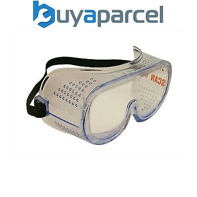 Scan SCAPPEGDV Direct Vent Eye Protecting Goggles