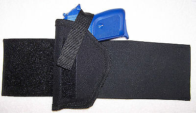 Concealed Ankle Gun Holster 4 Beretta Storm PX4 Subcompact Left hand draw