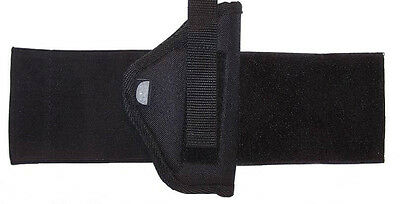 Concealment Ankle Holster for Taurus PT-709 Slim Pro-Tech Black Nylon Right Hand