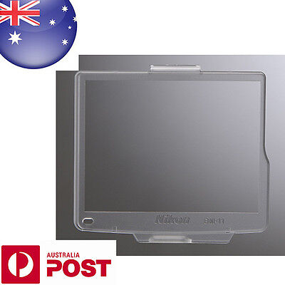 Hard LCD Cover Screen Protector For Nikon D7000 - BM-11 - BM11 - AUS POST - Z131