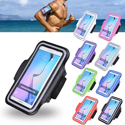 Sport Armband Case For Samsung Galaxy S5/ S6/ Edge Arm band Pouch Phone Holder