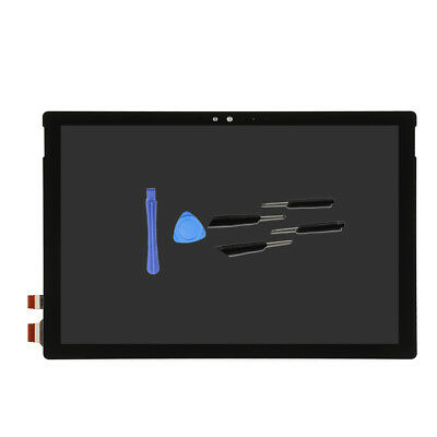 "Microsoft Surface Pro 4 1724 12.3"" LCD Display Touch Screen Digitizer Assembly+T"