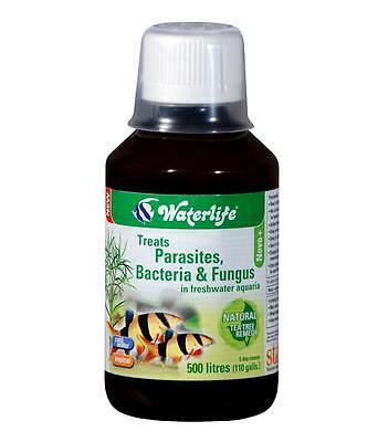 Waterlife Nova + Fungus Parasite Bacterial Aquarium Fish Tank Treatment - 250ml