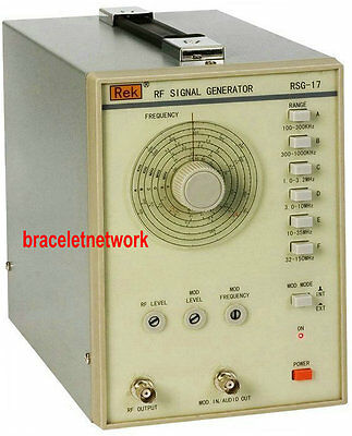 brand new High Frequency Signal Generator US2 100KHz-150MHz