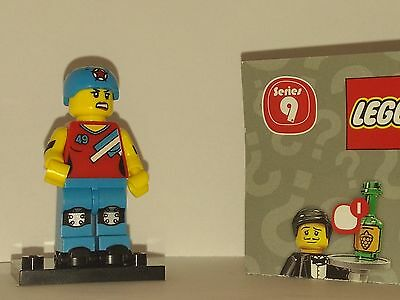 NR.14 LEGO ® Minifigur Sammelserie 71000 9 Gut und Böse Good and Evil