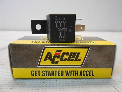 Accel Starter Relay Bosch Style 40116 Harley Davidson Sportster & Most Big Twins