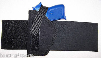 Concealed Ankle Gun Holsters for Taurus PT 709 Slim Left Hand draw