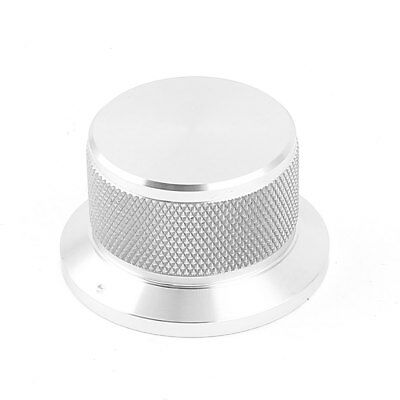 44mm CNC Machined Aluminium Alloy Volume Control Potentiometer Knob 6mm Hole
