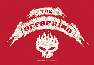 "OFFSPRING ""BANNER"" Fabric Poster Oversized 30""X40"" Poster Flag NEW"