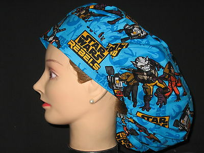 Surgical Scrub Hats/Caps   STAR WARS   REBELS