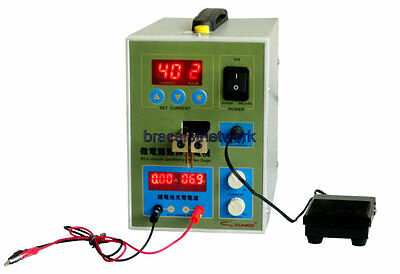 220V Battery Spot Welder Welding Machine w/ Recharge Charging Capability