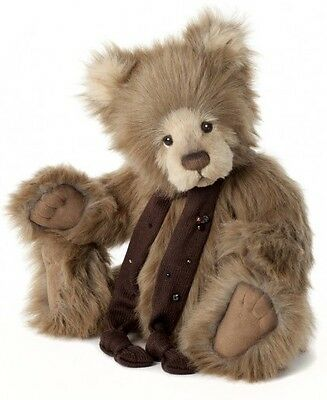 Charlie Bears UK - CB131320 Beamer Bear