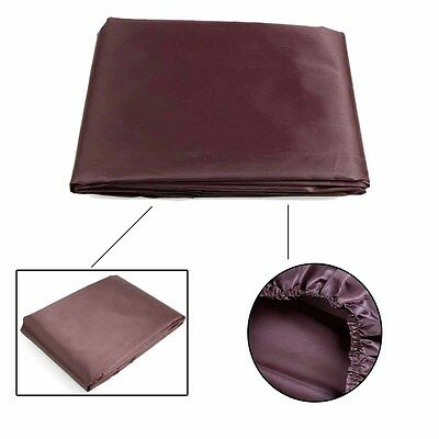 8 Foot Fitted Pool Table Billiard Cover Oxford Cloth Strong New