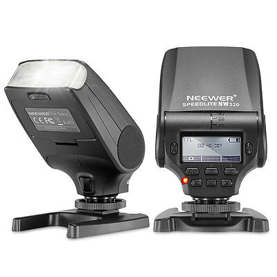 Neewer NW320 TTL LCD Display Flash Speedlite for Sony A7 A7S/A7SII