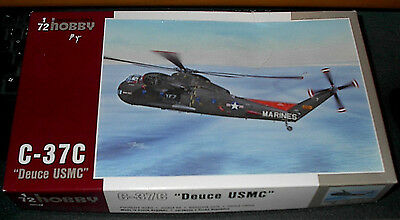 1/72 SPECIAL HOBBY SIKORSKY CH-37C DEUCE USMC HELICOPTER(MOJAVE)PTS.STILL SEALED