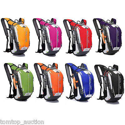 LOCAL LION 18L Water-resistant Breathable Cycling Bicycle Bike Shoulder Backpack