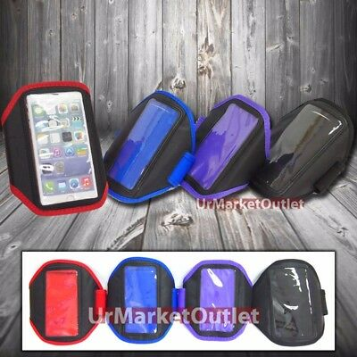 Large Luxury GYM Running Sport Armband Phone Case Cover for BlackBerry Z3/Z30