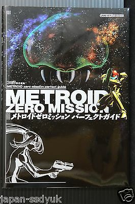 JAPAN Metroid Zero Mission: Perfect Guide Book