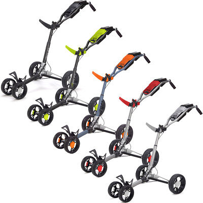 Sun Mountain Reflex Cart Folding Push Trolley Compact Design
