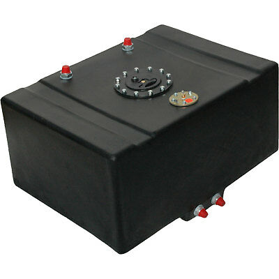 """RCI 1160DS Drag Race Fuel Cell 23"""" L x 17"""" W x 11"""" H Capacity: 16 gallons"""