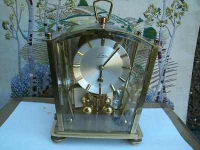 1970s GERMAN KERN 400 DAY ANNIVERSARY MANTEL CLOCK -Spares