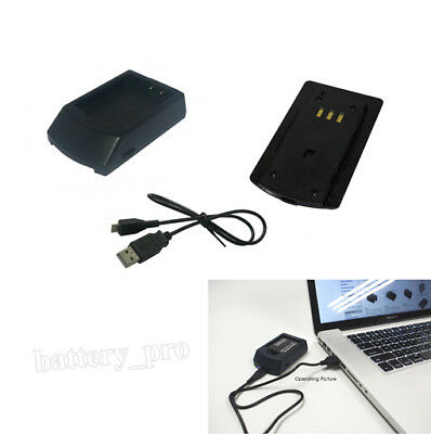 USB Battery Charger For CANON EOS 1100D, EOS 1200D, EOS Kiss X50, EOS Rebel T3