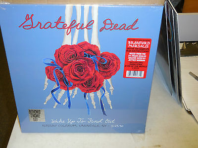 Grateful Dead Nassau 3/29/90 wake up to find out RSD 2015 EXCLUSIVE! New Sealed