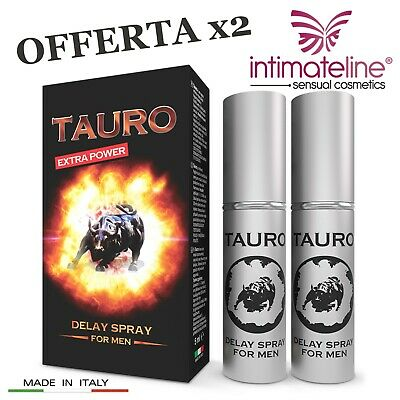 Spray ritardante Extra forte Tauro T5 Shop4Lovers